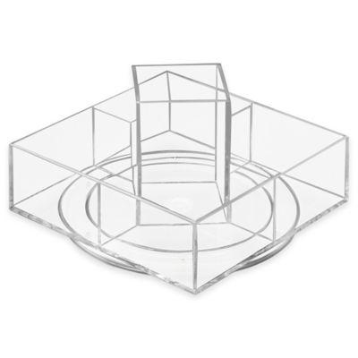 InterDesign® Luci Vanity Spinner