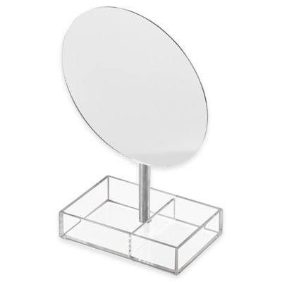 InterDesign® Luci Round Mirror