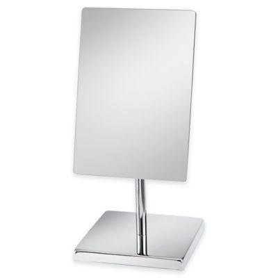 Mona 5X Magnification Vanity Mirror in Chrome