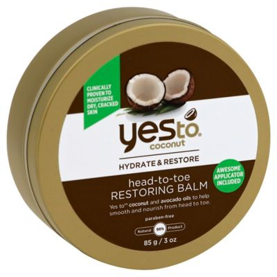 Yes To® Coconut 3 oz. Head-to-Toe Restoring Balm