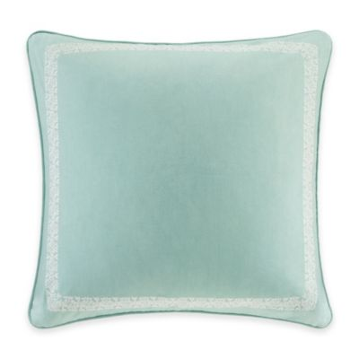 Echo Design™ Indira Medallion European Pillow Sham in Teal