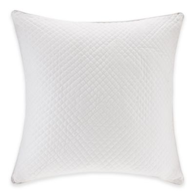Echo Design™ Juneau European Pillow Sham in Ivory