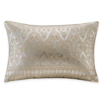 Echo Design™ Juneau Oblong Throw Pillow in Neutral
