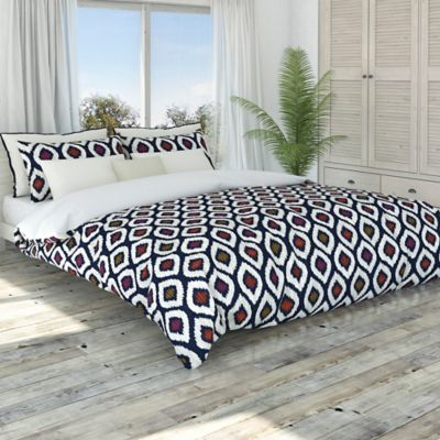 Duvet Cover Geometric Pattern