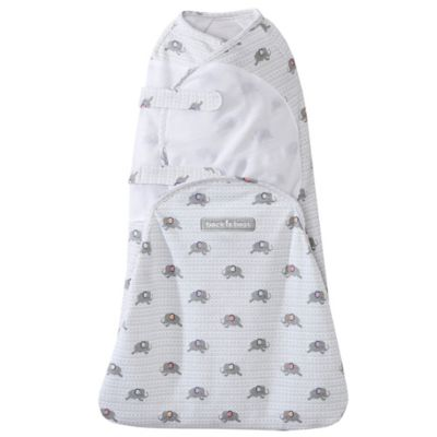 Grey Swaddling Pouch