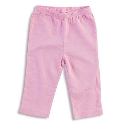 aden by aden + anais Size 0-3M Muslin Kimono Pant in Darling Pink