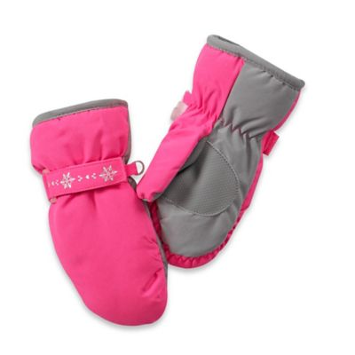 carter's® Toddler Cuff Ski Mittens in Pink