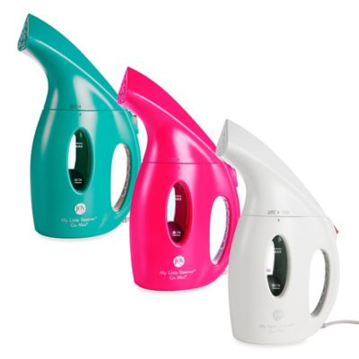 Joy Mangano My Little Steamer® Go Mini® Hand Steamer in Teal