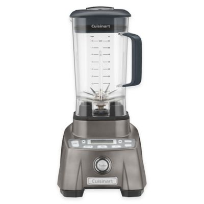 Cuisinart® Hurricane™ Pro 3.5 HP Blender in Gunmetal
