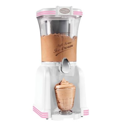 Nostalgia™ Electrics Soft Serve Ice Cream Maker