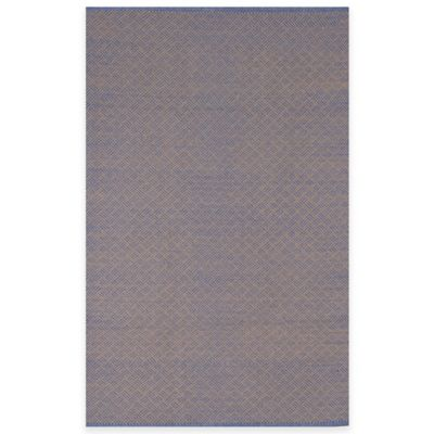 Fab Habitat Karma 5-Foot x 8-Foot Rug in Black/Grey