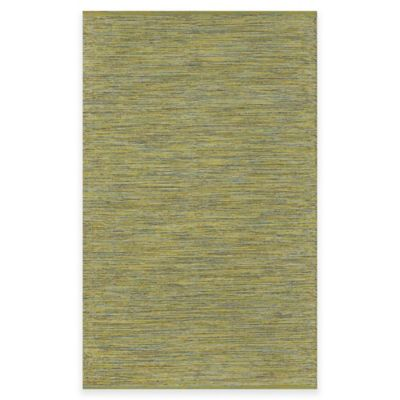 Fab Habitat Cancun 5-Foot x 8-Foot Area Rug in Blue Sea