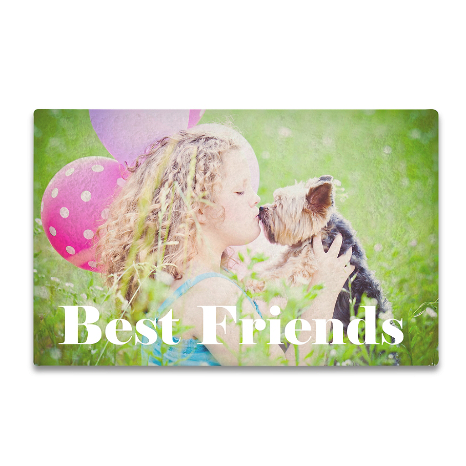 Personalized 17-Inch x 24-Inch Monogrammed Woven Bath Mat