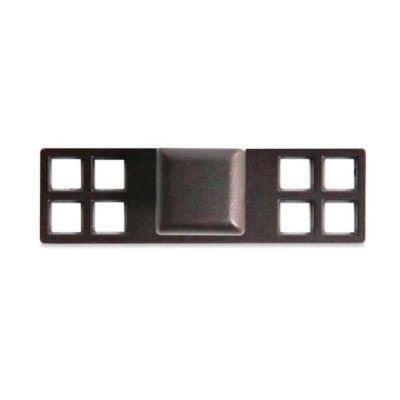 Rustic Bronze Wall Hardware