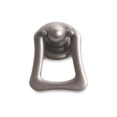 Bosetti Marella Rustic Ring Pull in Iron