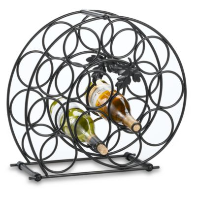 Prodyne Spiral 12-Bottle Wine Rack