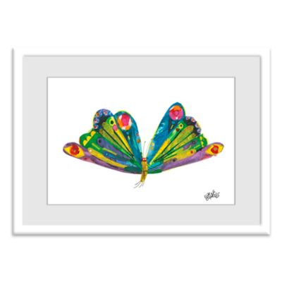 Eric Carle Butterfly Baby Wall Decor