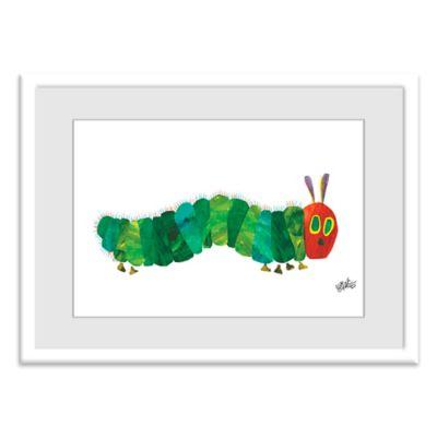 Eric Carle Wiggle Worm Wall Art