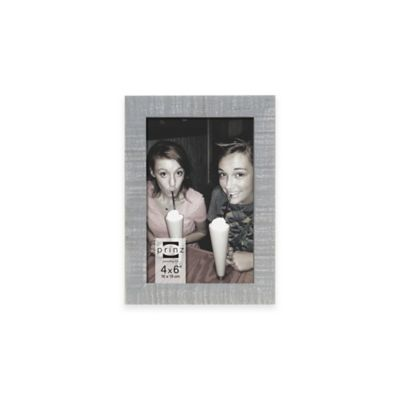 Distressed Grey Picture Frames