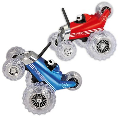 Remote Controlled Turbo Tumbler in Blue