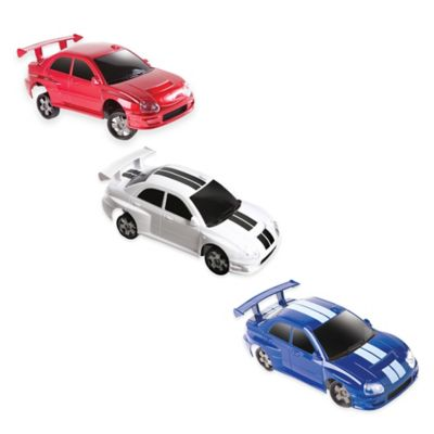 Remote Control Turbo Drifter Car in Black/White