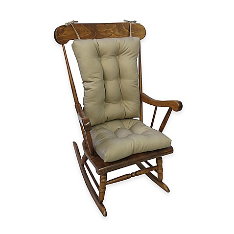 Buy Klear Vu Twill Universal X Large 2 Piece Rocking Chair