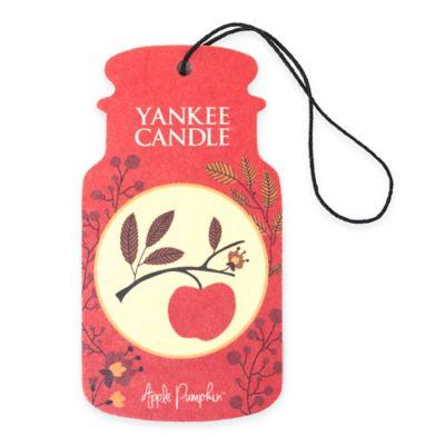 Yankee Candle® Car Jar® Apple Pumpkin
