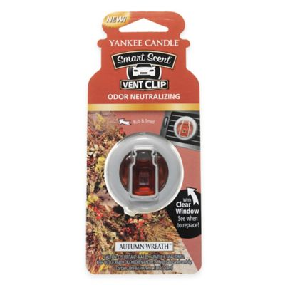 Yankee Candle® Smart Scent™ Autumn Wreath™ Vent Clip