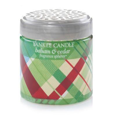 Yankee Candle® Balsam & Cedar Fragrance Spheres™