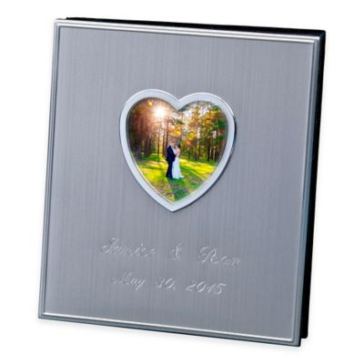Heart Frame Cover 120-Photo Album