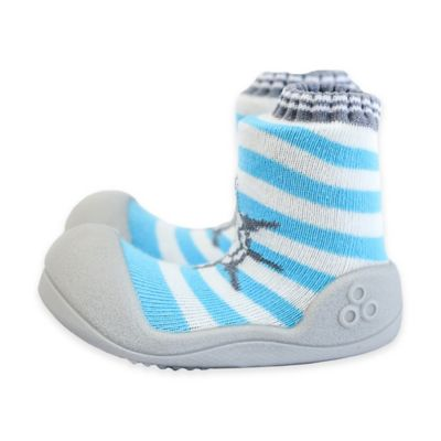 Boys' Shoes > Attipas® Size 3.5 Marine Handle Infant and Toddler Shoe in Blue