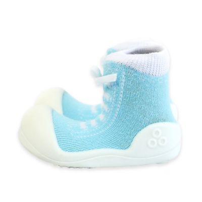 Attipas® Size 3.5 Sneaker Style Infant and Toddler Shoe in Sky