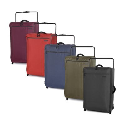 it Luggage World's Lightest® 29-Inch 4-Wheel Expandable Spinner in Magnet