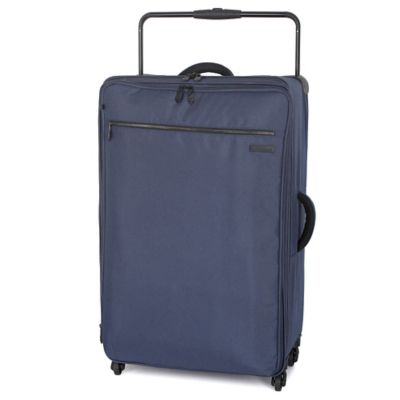 it Luggage World's Lightest® 33-Inch 4-Wheel Expandable Spinner in Dress Blues