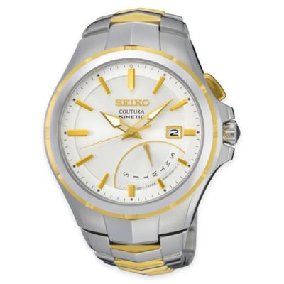 Two-Tone Stainless Steel Men's Watches