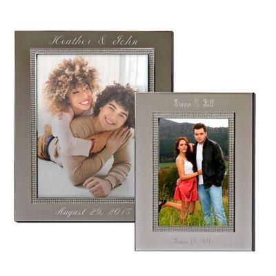 Glitter Galore 5-Inch x 7-Inch Picture Frame
