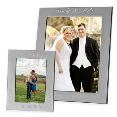 Silhouette 5-Inch x 7-Inch Picture Frame