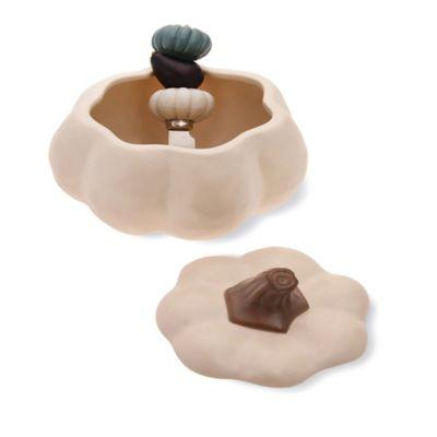 Boston International Artisanal Harvest 2-Piece Pumpkin Bowl and Spreader Set