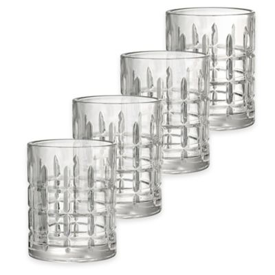 Artland® Newport Double Old Fashioned Glasses (Set of 4)