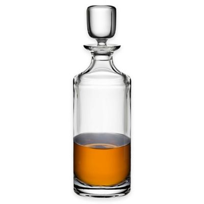 Top Shelf Pure Lead Crystal Decanter