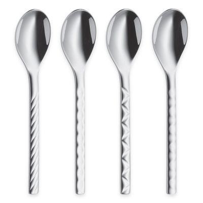 Set of 4 Espresso Spoons