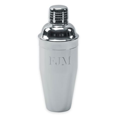 24 oz. Stainless Steel Shaker in Silver