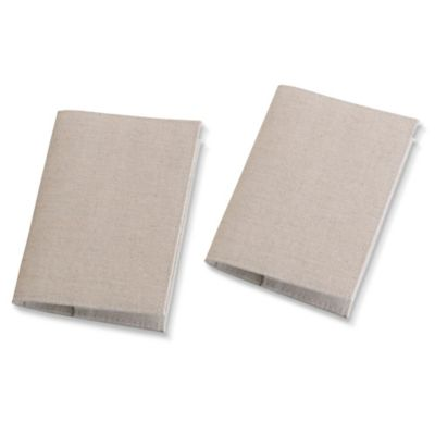 Lillian Rose™ Passport Covers in Tan (Set of 2)