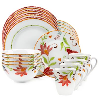Oneida® Italian Cypress 16-Piece Dinnerware Set