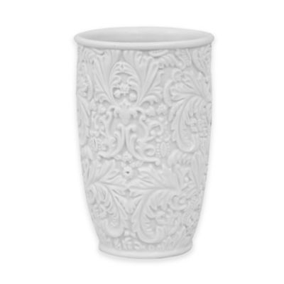 Jessica Simpson Lovely Tumbler in Eggshell