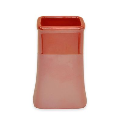 Jessica Simpson Kensley Tumbler in Coral