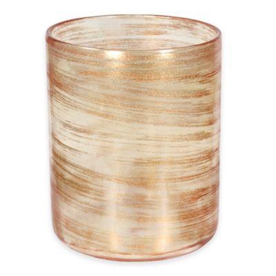 Glitter Swirl Wastebasket