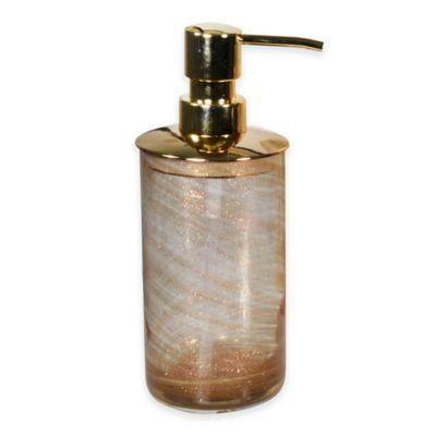 Glitter Swirl Lotion Dispenser