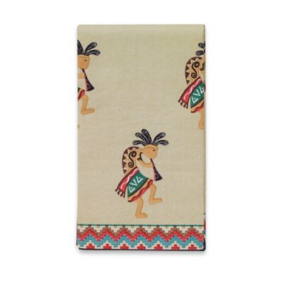 Avanti Kokopelli Guest Paper Napkins (Set of 16)