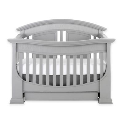 Baby Appleseed® Chelmsford 4-in-1 Convertible Crib in Moon Grey